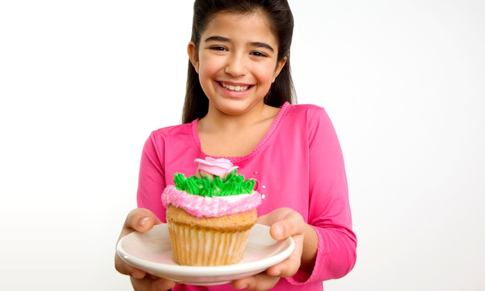 Tiny Meals - Fort Lauderdale: Sweets Table for 20 Kids with Optional Decorations or Food from Tiny Meals (50% Off)