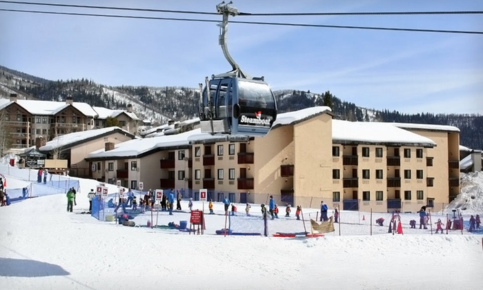 The Ptarmigan Inn - Steamboat Springs: One- or Two-Night Stay During Ski Season at The Ptarmigan Inn in Steamboat Springs, CO