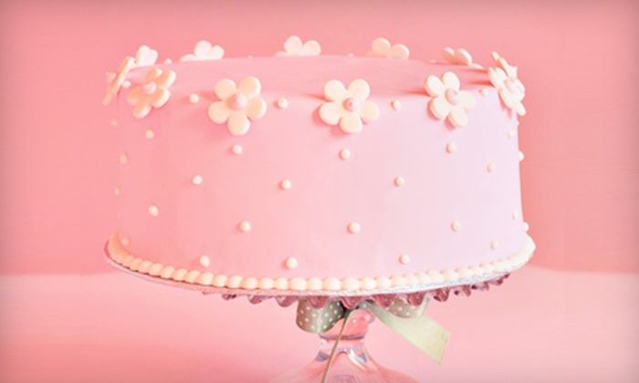 Canton Cakery - Canton: Custom Cake from Canton Cakery (Up to 80% Off). Three Options Available.