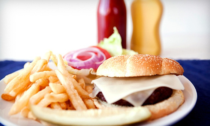 Cool Al's - Jackson: Gourmet Burgers, Sandwiches, and Sides at Cool Al's (Half Off). Two Options Available.