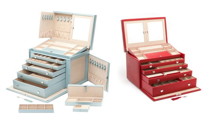 Limited Edition Jewelry Boxes Groupon Goods