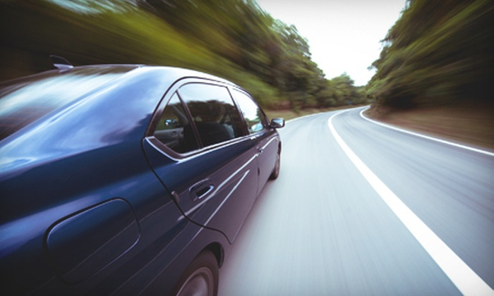 The Best Guys - Concord: $60 for Tinting for Two Car Windows at The Best Guys ($125 Value)
