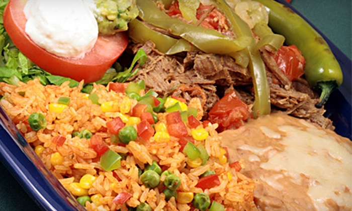 Red Pepper Grill - South Los Altos: Mexican Cuisine at Red Pepper Grill (Half Off). Two Options Available.