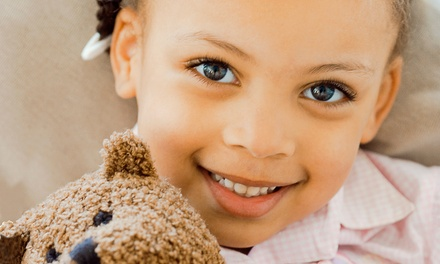One Teddy-Bear-Building Workshop or Eight Art or Lego Classes at Creative Kids Place (Half Off)