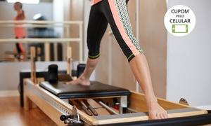 Vênus Studio Pilates: Vênus Studio Pilates – Jardim dos Seixas: 1, 2 ou 3 meses de pilates