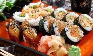 Nirai - Graças: Nirai Sushi – 2 endereços: almoço ou jantar com rodízio japonês e chinês + 2 bolas de sorvete para 1 pessoa