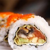 Up to 52% Off Sushi and Asian Cuisine at Sakura
