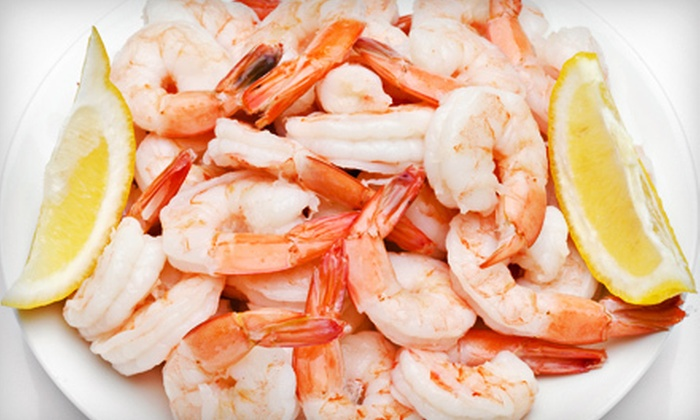Fisherman's Legacy - Crestview: 1 Pound of Steamed Shrimp with Sides or All-You-Can-Eat Fish with Sides at Fisherman's Legacy (Half Off)
