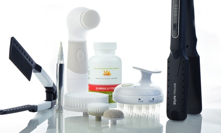 Health and Beauty Gadgets from Vitagoods (Up to 60% Off). Three Options Available. Free Shipping.