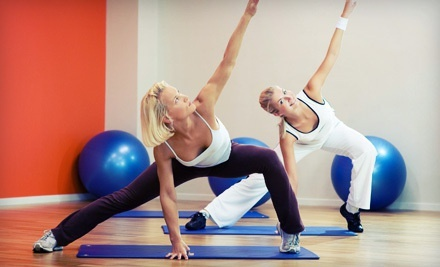 Five One-Hour Semi-Private Pilates Classes or Three Private Pilates Classes at Red Monkey Studio (Up to 76% Off)