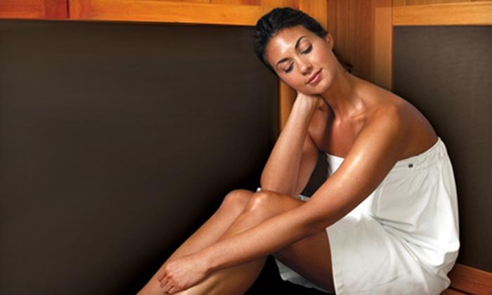 MI Sweats - Novi: 3, 6, or 12 Infrared-Sauna Sessions at MI Sweats in Novi (Up to 57% Off)