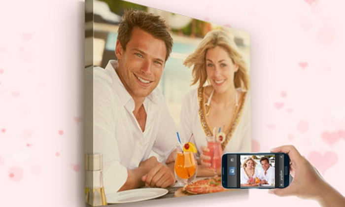 Printerpix: Instagram to Canvas Prints from £9 (Up to 67% Off)