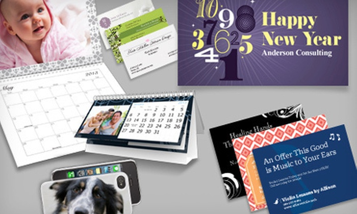 Vistaprint: $17 for $70 Worth of Any Custom-Printing Service or Product from Vistaprint