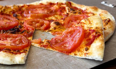 $11 for Two Groupons, Each Good for $11 Worth of Neapolitan-Style Pizza at Zilio's Artisan Pizza ($22 Value)