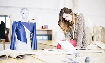 Online Fashion Design Course or How-To Sewing Course from  Style Design College Online (Up to 94% Off)