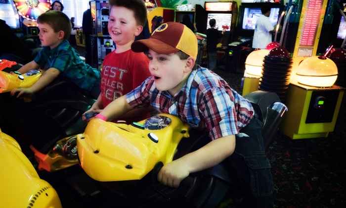Central Park Funland - Fredericksburg: $15 for $30 Worth of Rides, Games, and Activities at Central Park Fun-land