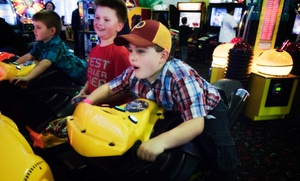 Central Park Funland: $15 for $30 Worth of Rides, Games, and Activities at Central Park Fun-land