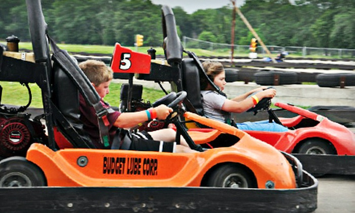 Sleepy Hollow Sports Park - Des Moines: $17 for Five Go-Kart Rides at Sleepy Hollow Sports Park ($35 Value)