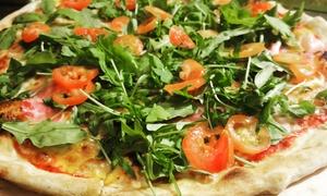 Pizzeria Bari: Włoskie smaki: 2 dowolne pizze o średnicy 40 cm za 29,99 zł i więcej opcji w Pizzerii Bari