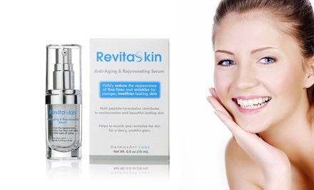 RevitaSkin Anti-Aging & Rejuvenating Serum; 0.5 Fl. Oz.