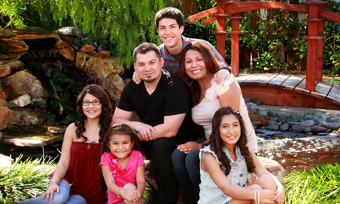 William Edwards Photography - Palmdale: $50 for a Family Photo Shoot with 12 Holiday Cards or a $50 Print Credit from William Edwards Photography ($200 Value)