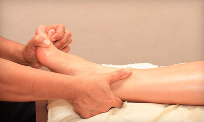 GreenLife Health Centre - Stonegate - Queensway: One or Three Reflexology Treatments at GreenLife Health Centre (Up to 74% Off)