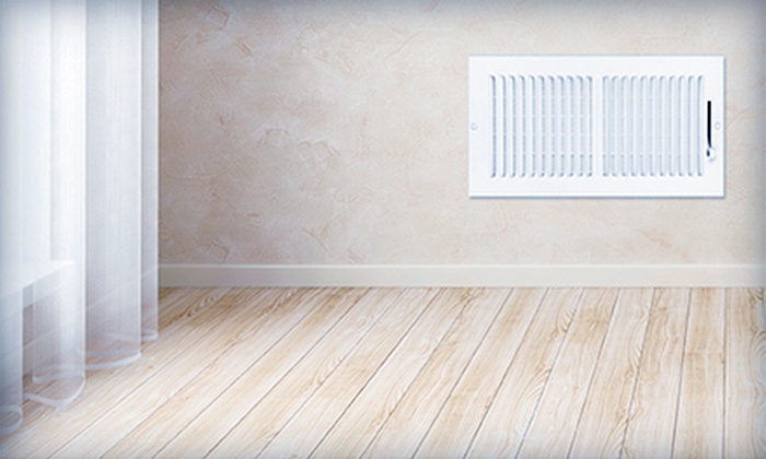 Pure Air Services Inc. - Los Angeles: Home-Ventilation Cleaning with Optional Dryer-Vent Cleaning from Pure Air Services Inc. (Up to 88% Off)