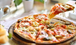 20% Cash Back at Round Table Pizza at Round Table Pizza, plus 6.0% Cash Back from Ebates.