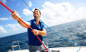Tommy Sail: Giornata in barca o corso di vela al lago da 24,90 €