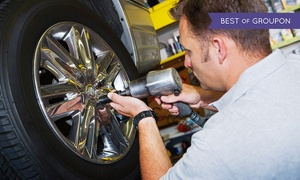 Easytrip Services Ireland: Two-Year Nationwide Puncture Protect Cover with Easytrip Services (Up to 50% Off)
