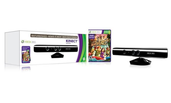 Xbox 360 Kinect Sensor: Xbox 360 Kinect Sensor (Microsoft Refurbished). Free Returns.