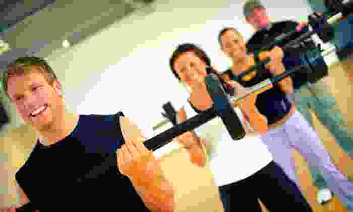 Centennial Fitness - Cascade: Gym Access Through 5/31/13, with Classes and a Fitness Evaluation for One or Two at Centennial Fitness (Up to 96% Off)