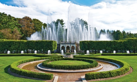 $9 for a Visit to Longwood Gardens (Up to $18 Value)