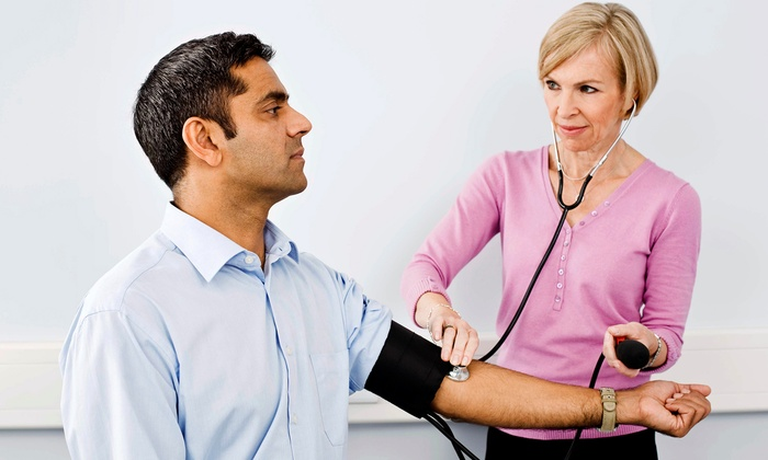 Urgent Care MD - Lakeview: $99 for a Medical Exam with Urinalysis and Basic Blood Work at Urgent Care MD ($388 Value)