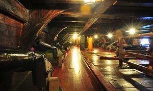 The Golden Hinde Trust: The Golden Hinde II: Tour for One, Two or Four (Up to 43% Off)