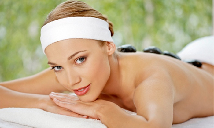 Wholistic Fitness - North Wales: One or Two Custom or Hot-Stone Massages with Aromatherapy and Foot Scrubs at Wholistic Fitness (Up to 53% Off)