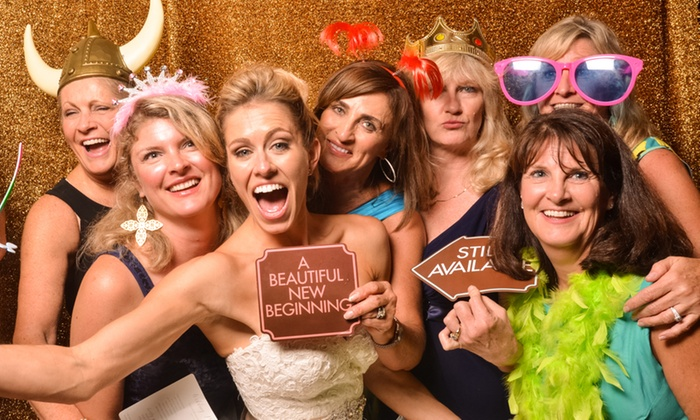 Joni Heart Photography - Atlanta: Four- or Six-Hour Photo-Booth Rental from Joni Heart Photography (Up to 69% Off)