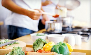 Farm School on Los Rios Street: Cooking Class for Two or Four at Farm School on Los Rios Street (Up to 55% Off)