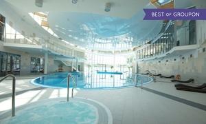 Hotel Copernicus – Blue Moon Wellness & SPA: Całodzienne wejście na basen dla 2 osób za 29,99 zł i więcej w Hotelu Copernicus – Blue Moon Wellness & SPA (do -50%)