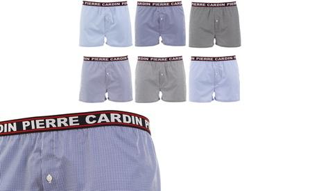 Set de 2 boxers Pierre Cardin por 16,99 € (71% de descuento) Oferta en Groupon