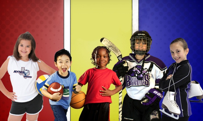 NYTEX Sports Centre - NYTEX Sports Centre: $59 for One Week of Multisport Summer Camp at Nytex Sports Centre ($129 Value)