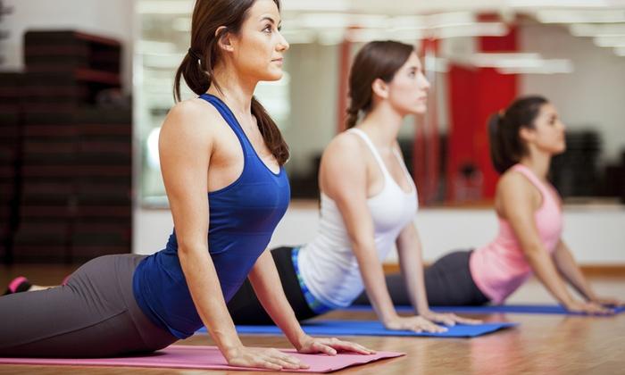 Moksha Yoga Brampton - Brampton: C$59 for 60 Days of Unlimited Yoga at Moksha Yoga Brampton (C$284 Value)