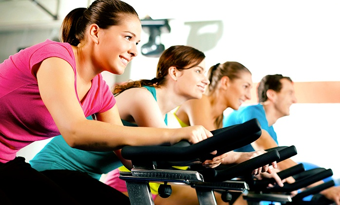 Three (£20) or Six (£31) Spin Fitness Classes at Cadence Performance