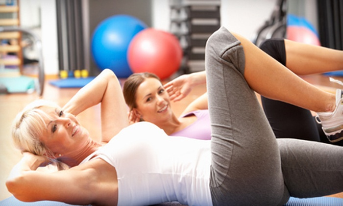 Fitness Connection - Multiple Locations: 10 or 20 Group Fitness Classes at Fitness Connection (Up to 87% Off)