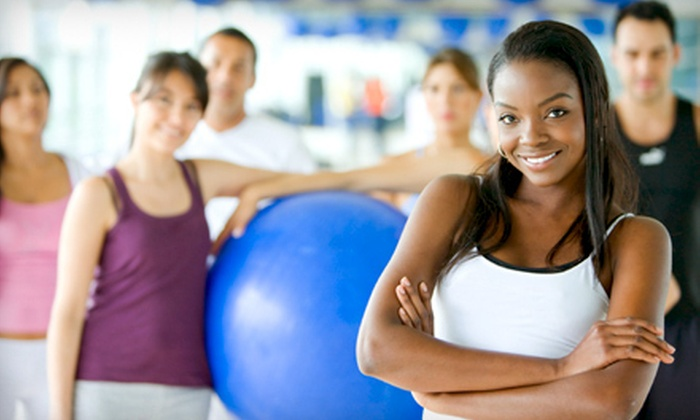 Twin Park Fitness Center - New Hyde Park: 10 or 20 Fitness Classes at Twin Park Fitness Center (Up to 68% Off)