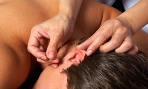 White Oak Medical: Ear Acupuncture or Pellets Treatments for Weight Loss at White Oak Medical (Up to 54% Off)