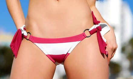 Waxing: Brazilian (£14) Plus Underarms (£17) at The Beauty Room (Up to 59% Off)