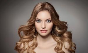 Delgado Estilisme: 1 o 2 sesiones de peluquería con lavado, peinado, corte y tratamiento hidratante desde 14,90 €