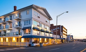 Stay With Daily $10 Dining Credit At Ashworth By The Sea In Hampton, Nh. Dates Into December.