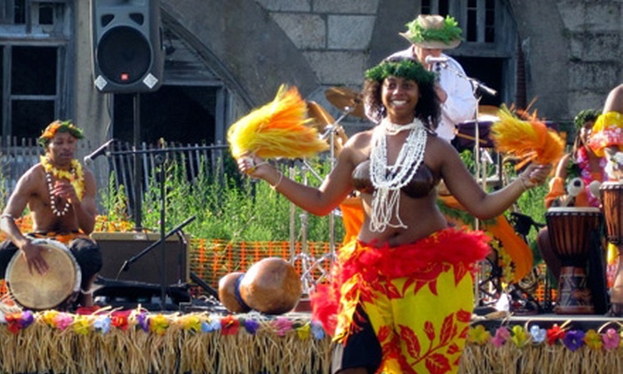 14th Annual Newport Storm Luau - Newport: $11 for 14th Annual Newport Storm Luau for Two at Fort Adams State Park on Saturday, August 18 (Up to $30 Value)